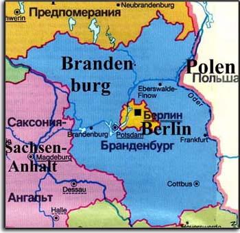 Земля Бранденбург (Brandenburgland)