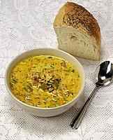 Картофельный суп. Швейцарсие рецепты