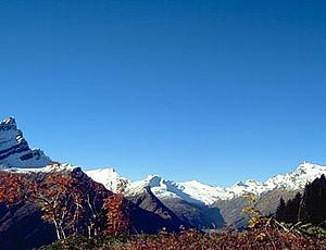 Граубюнден в Швейцарии