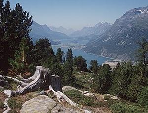 Кантон Граубюнден в Швейцарии