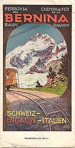 Швейцарская железная дорога
