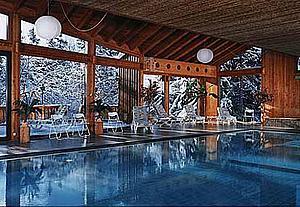 Кран-Монтана. Швейцария