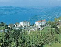 Бургеншток. Швейцария