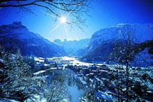 Энгельберг. Швейцария