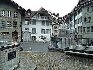 Фрибург. Швейцария