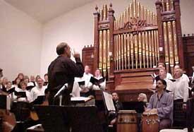 Международный фестиваль церковной музыки во Фрибурге. Швейцария