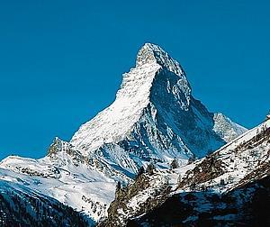 Маттерхорн. Кантон Вале. Швейцария