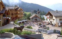 Кран-Монтана. Кантон Вале. Швейцария