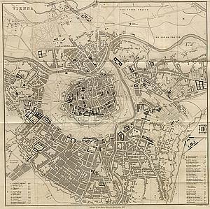 Вена. 1858 г.