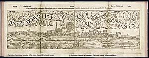 Вена. 1550 г. Источник: Sebastian Munster Cosmographei dcccxxiii - dcccxxvi