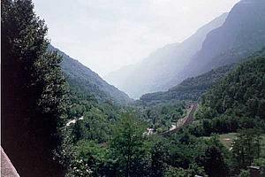 Кантон Тичино. Швейцария