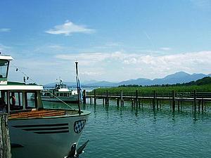 Озеро Химзее (Chiemsee)