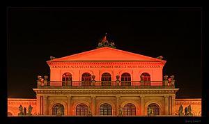 Ганновер Оперный театр