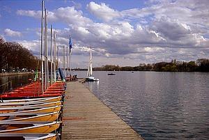 Ганновер Озеро Маш