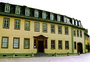 Веймар Дом-музей Гете