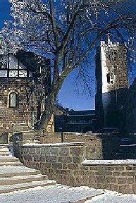 крепость Вартбург