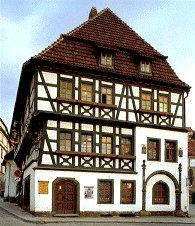 Дом Мартина Лютера