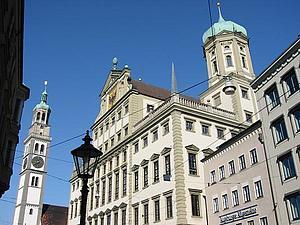 Аугсбург (Augsburg) Ратуша