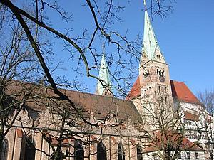 Аугсбург (Augsburg) Кафедральный собор