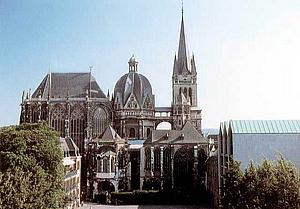 Ахен (Aachen) Собор