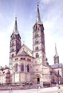 Bamberg (Бамберг) Собор