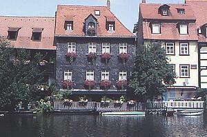 Bamberg (Бамберг) Дома