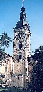 Bamberg (Бамберг) Церковь Святого Стефана