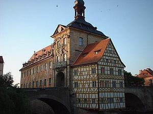 Bamberg (Бамберг) Ратуша