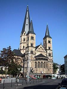 Бонн (Bonn) Собор