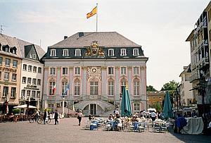 Бонн (Bonn) Ратуша