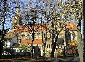 Бранденбург Кафедральный собор