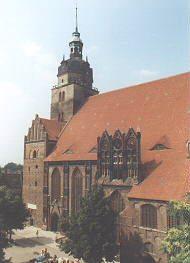 Бранденбург Церковь Св.Катарины
