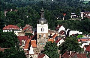 Бранденбург Приходская церковь св. Готарда