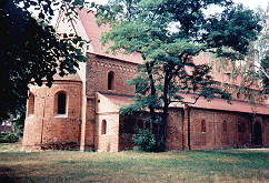 Бранденбург Церковь св. Николая