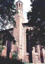 Бранденбург Церковь св. Иоанна