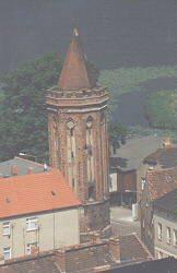 Бранденбург Башня Мулентортюрм