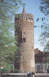 Бранденбург Башня Плауер