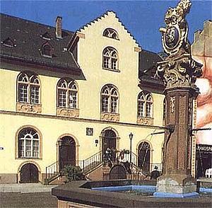 Висбаден (Wiesbaden) Старая ратуша
