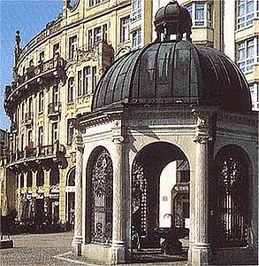 Висбаден (Wiesbaden) Кипящий источник