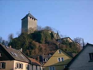 Висбаден (Wiesbaden) Замок Зоннерберг