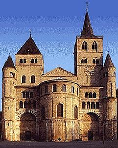 Трир (Trier) Кафедральный собор