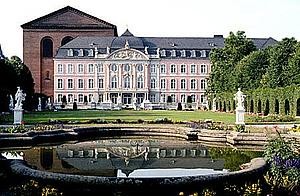 Трир (Trier) Дворец курфюстов