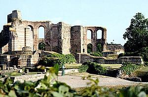 Трир (Trier) Императорские термы