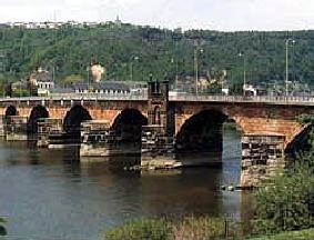 Трир (Trier) Римский мост