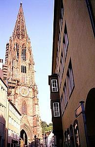 Фрайбург / Брайсгау Хор собора