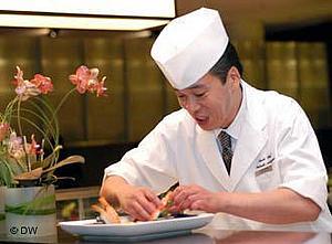 Немцы попробовали японскую кухню и полюбили её всерьёз и надолго.