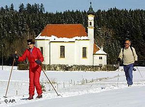 Праздники на лыжах