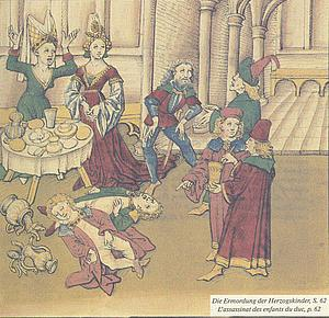 Убийство детей герцога